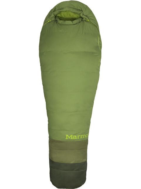 Marmot Trestles 30 TL Sleeping Bag Long Peridot/Cedar